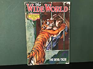 The Wide World Magazine: The Magazine for Men - November 1930 - No. 391, Vol. 66