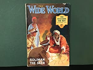 The Wide World Magazine: The Magazine for Men - September 1923 - No. 305, Vol. 51