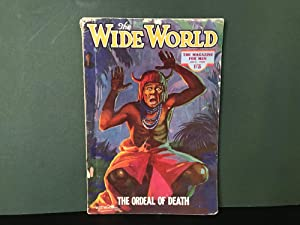 The Wide World Magazine: The Magazine for Men - July 1930 - No. 387, Vol. 65