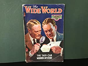 The Wide World Magazine: The Magazine for Men - December 1929 - No. 380, Vol. 64