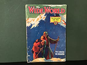 The Wide World Magazine: The Magazine for Men - June 1928 - No. 362, Vol. 61