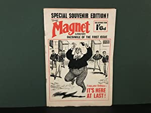 The Magnet Library - No. 1, Vol. 1 - FACSIMILE of the First Issue - Special Souvenir Edition (Num...