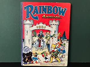 Rainbow Annual 1951 - Pictures and Stories: Bruin, Mrs. (ed)