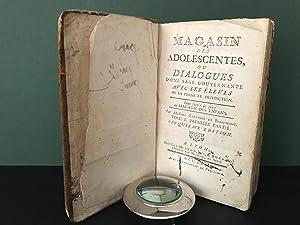 Magasin Des Adolescentes, Ou Dialogues d'Une Sage: Beaumont, Madame Leprince