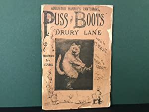 Book of the Words: Puss in Boots - Written by E.L. Blanchard, Music by Walter A. Slaughter - The ...