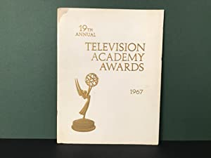 19th Annual Television Academy Awards - 1967 (Original Program)