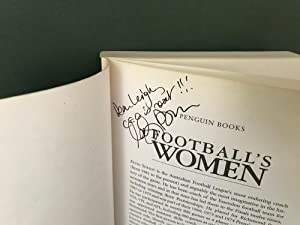 Football's Women: The Forgotten Heroes [Signed]: Sheedy, Kevin &