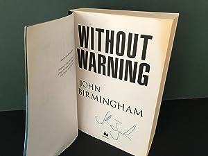 Without Warning [Signed]: Birmingham, John