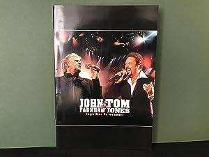 John Farnham & Tom Jones Together in: Wheatley, Glenn (introduction);