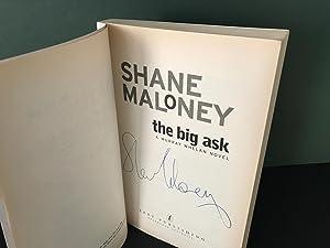 The Big Ask: A Murray Whelan Novel: Maloney, Shane