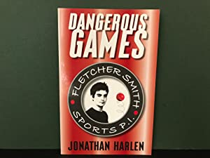 Dangerous Games: Fletcher Smith, Sports P.I.