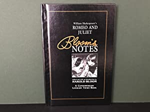 William Shakespeare's Romeo and Juliet - Bloom's Notes (A Contemporary Literary Views Book)