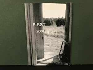 First 2000: A Collection of Writings by: Booth, Rebecca; C.P.