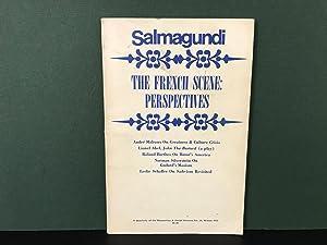 Salmagundi: No. 18 - Winter 1972 -: Boyers, Robert (ed);