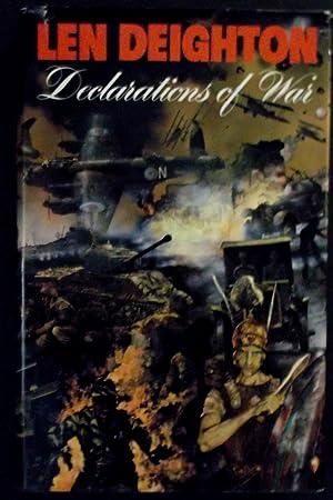Declarations of War: Len Deighton
