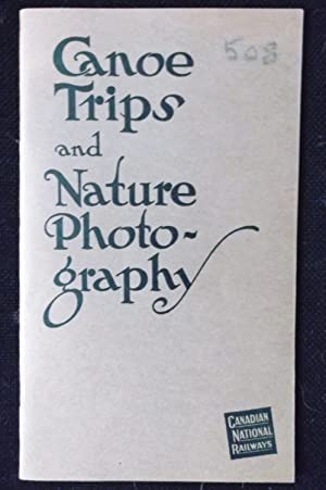 Canoe Trips and Nature Photography