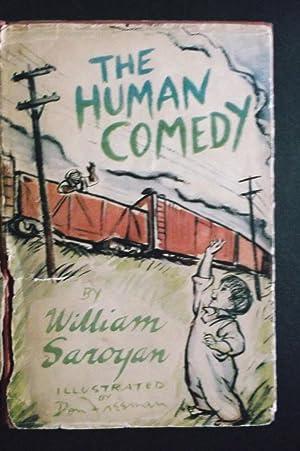 The Human Comedy: William Saroyan