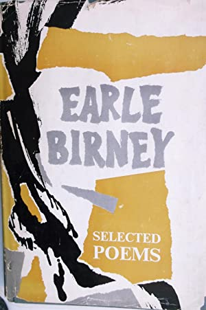 Selected Poems 1940 - 1966: Earle Birney