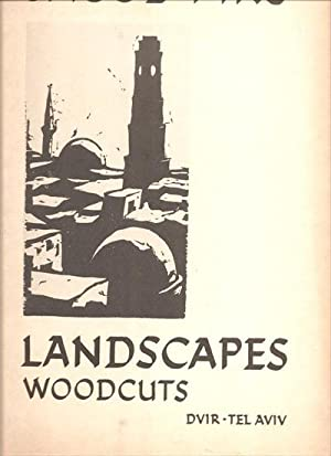 Jacob Pins Landscapes (Woodcuts) With an Introduction: Pins, Jacob