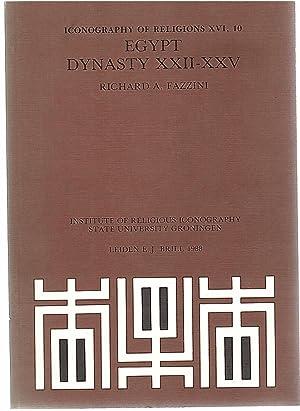 Egypt, Dynasty Xxii-Xxv: Fazzini, R.A.