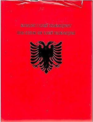 KANUNI I LEKE DUKAGJINIT - THE CODE: SHTJEFEN GJECOV