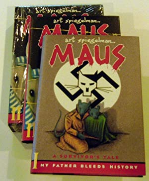 Maus: A Survivor's Tale - 1 My Father Bleeds History 2 And Here My Troubles Began: Spiegelman,...