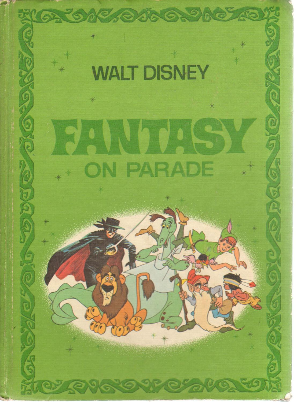 The Walt Disney Parade of Fun, Fact, Fantasy and Fiction