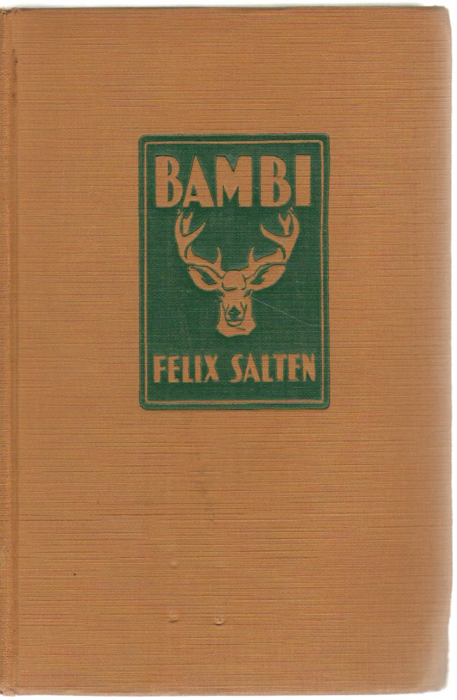 Bambi: Felix Salten