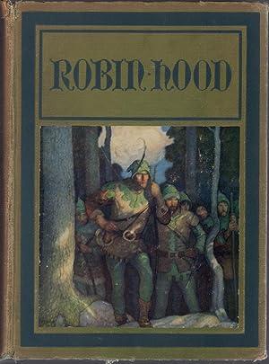 Robin Hood. Illustrated by N.C. Wyeth.
