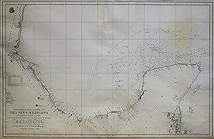 Carta Particular de la Parte Sur del: Dirección Hidrográfica de