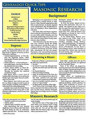 Masonic Research: Pat Gordon