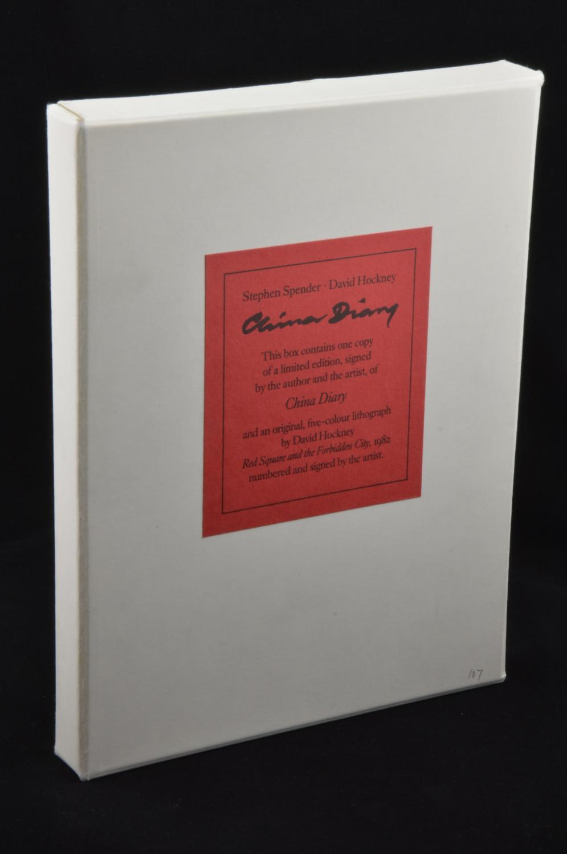 China Diary: Spender, Stephen and David Hockney