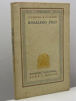 Rosalino Pilo: Maggiore Giuseppe