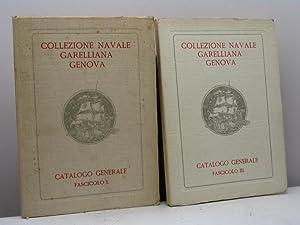Collezione navale garelliana con sede presso la R. Scuola d'ingegneria navale. Catalogo ...