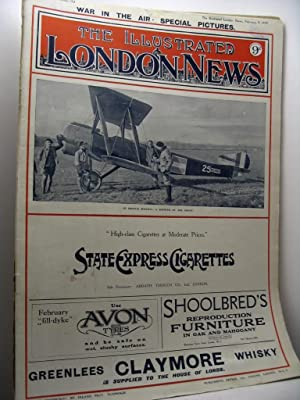 The Illustrated London News, n. 4112, february 1918