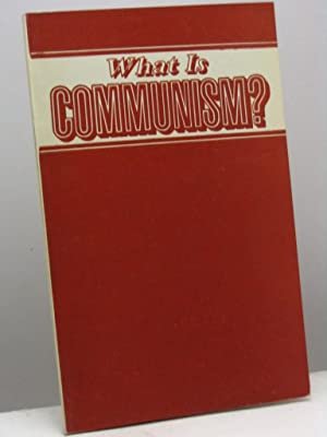 What is communism? (Questions and answers)