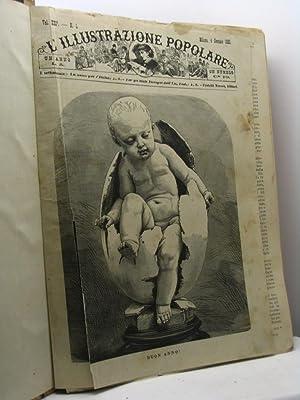 L'Illustrazione popolare, volume XXII, nn. 1-52, gennaio-dicembre 1885: AA.VV.