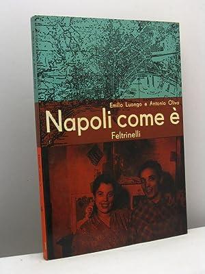 Napoli come è: Luongo Emilio - Oliva Antonio