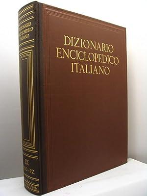 Dizionario Enciclopedico Italiano: AA.VV.