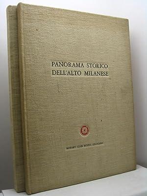 Panorama storico dell'Alto Milanese, volume I e II: AA.VV.