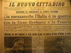 Il Nuovo Cittadino, 11 giugno-31 dicembre 1940: AA.VV.
