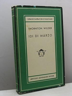 Idi di marzo: Wilder Thornton