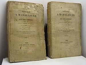 Voyage a Madagascar et aux Iles Comores (1823 a 1830) par B.-F. Leguével de Lacombe pr&...