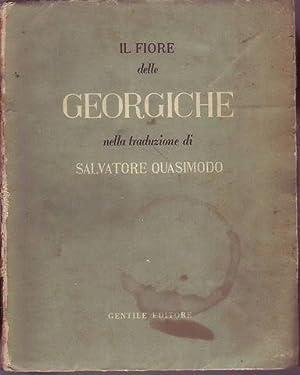 Il fiore delle georgiche nella traduzione di: Quasimodo Salvatore