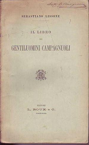 Il libro dei gentiluomini campagnuoli: Lissone Sebastiano