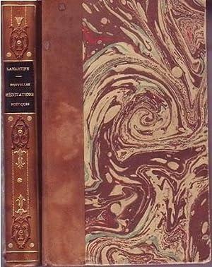 Nouvelles Méditations Poètiques: Lamartin de Alphonse