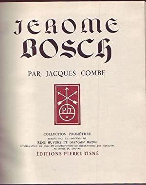 Jerome Bosch: Combe Jacques