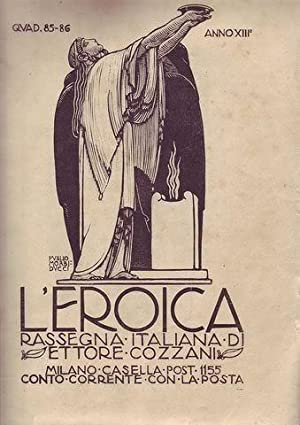 L'Eroica, XIII, 85-86, 1924