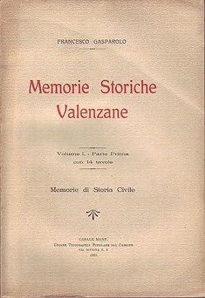 Memorie storiche valenzane: Gasparolo Francesco (sacerdote)