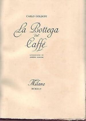 La bottega del caffè: Goldoni Carlo